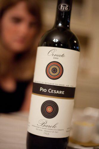 """2003 Pio Cesare """"Ornato"""" Barolo"""