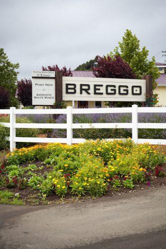 Breggo Cellars tasting room