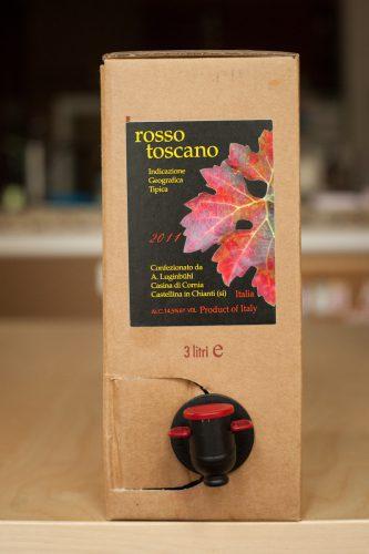 Casina di Cornia Rosso Toscano IGT