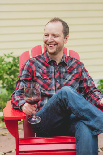 Kevin Day, wine writer, blogger, photographer, content developer, content strategist