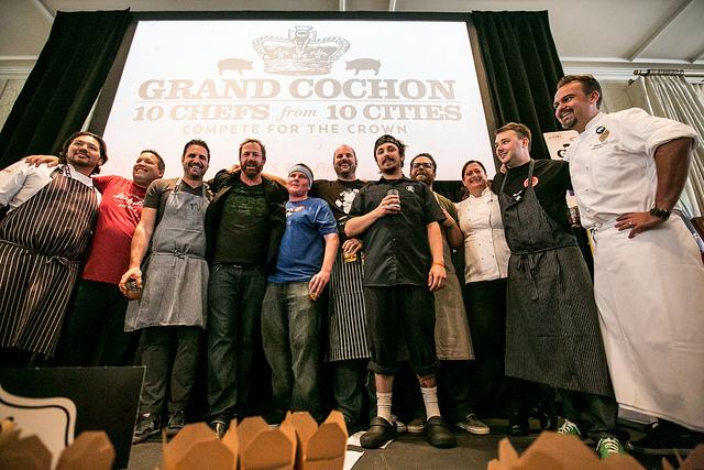 Grand Cochon 2013