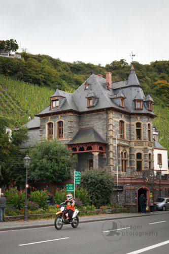 Dr. Pauly Bergweiler tasting room in Bernkastel-Keus, Germany