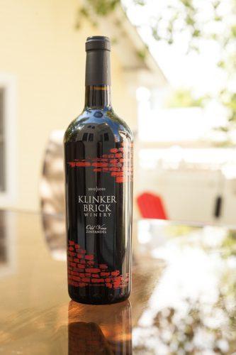 2012 Klinker Brick Old Vine Zinfandel
