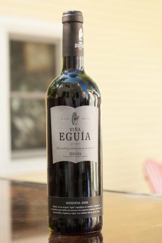 2009 Viña Eguía Rioja Reserva