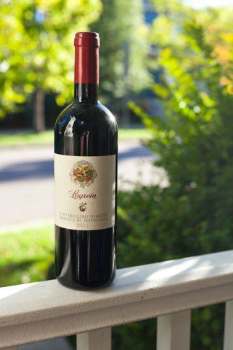 Abbazia di Novacella Lagrein, Italian red wine