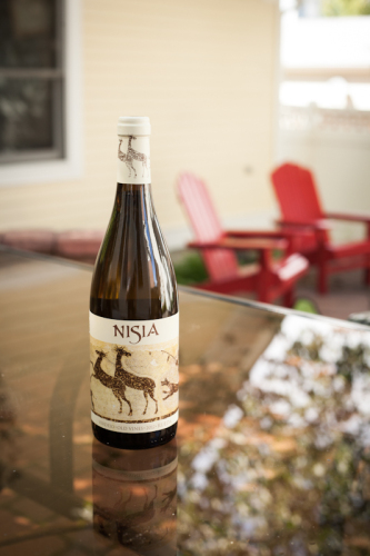 Nisia Verdejo wine