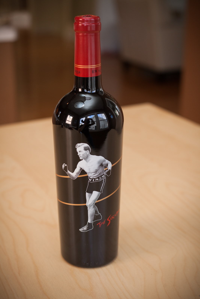 2010 Vinum Cellars The Scrapper Cabernet Franc & V is for Vinum: A California Winemaker to Seek Out | Opening a Bottle
