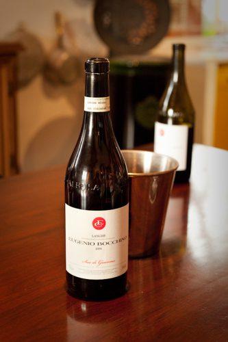 Eugenio Bocchino Suo di Giacomo Langhe Rosso, Italian wine