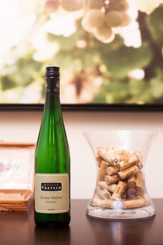 2012 Biohof Pratsch Grüner Veltliner Rotenpüllen Austrian wine