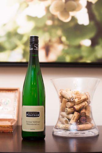 2012 Biohof Pratsch Grüner Veltliner Weinviertel DAC Austrian wine