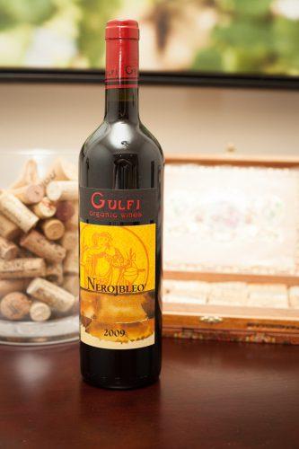 2009 Gulfi NeroJbleo Nero d'Avola wine