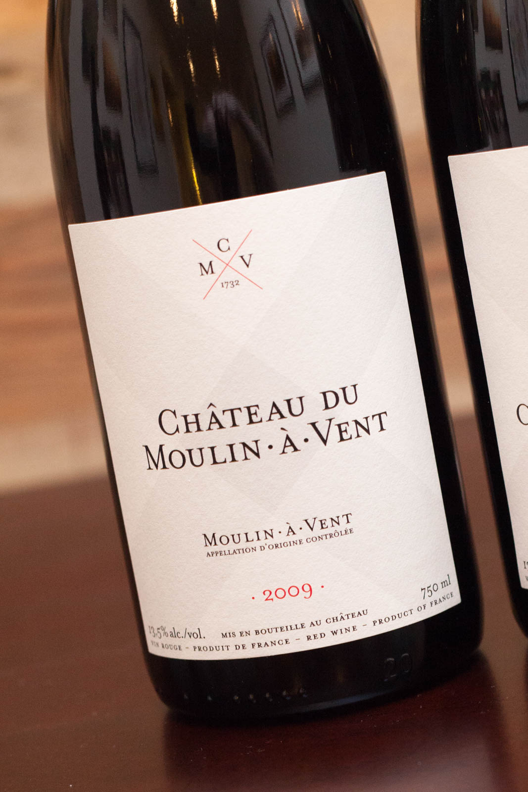 2009 Chateau du Moulin-à-Vent