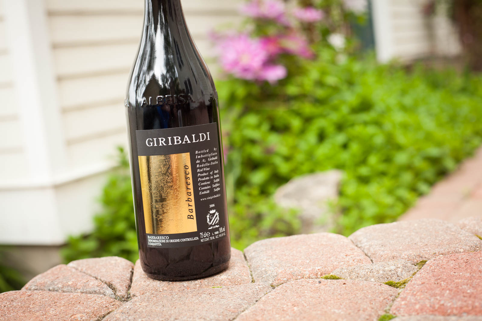 2006 Giribaldi Barbaresco ©Kevin Day