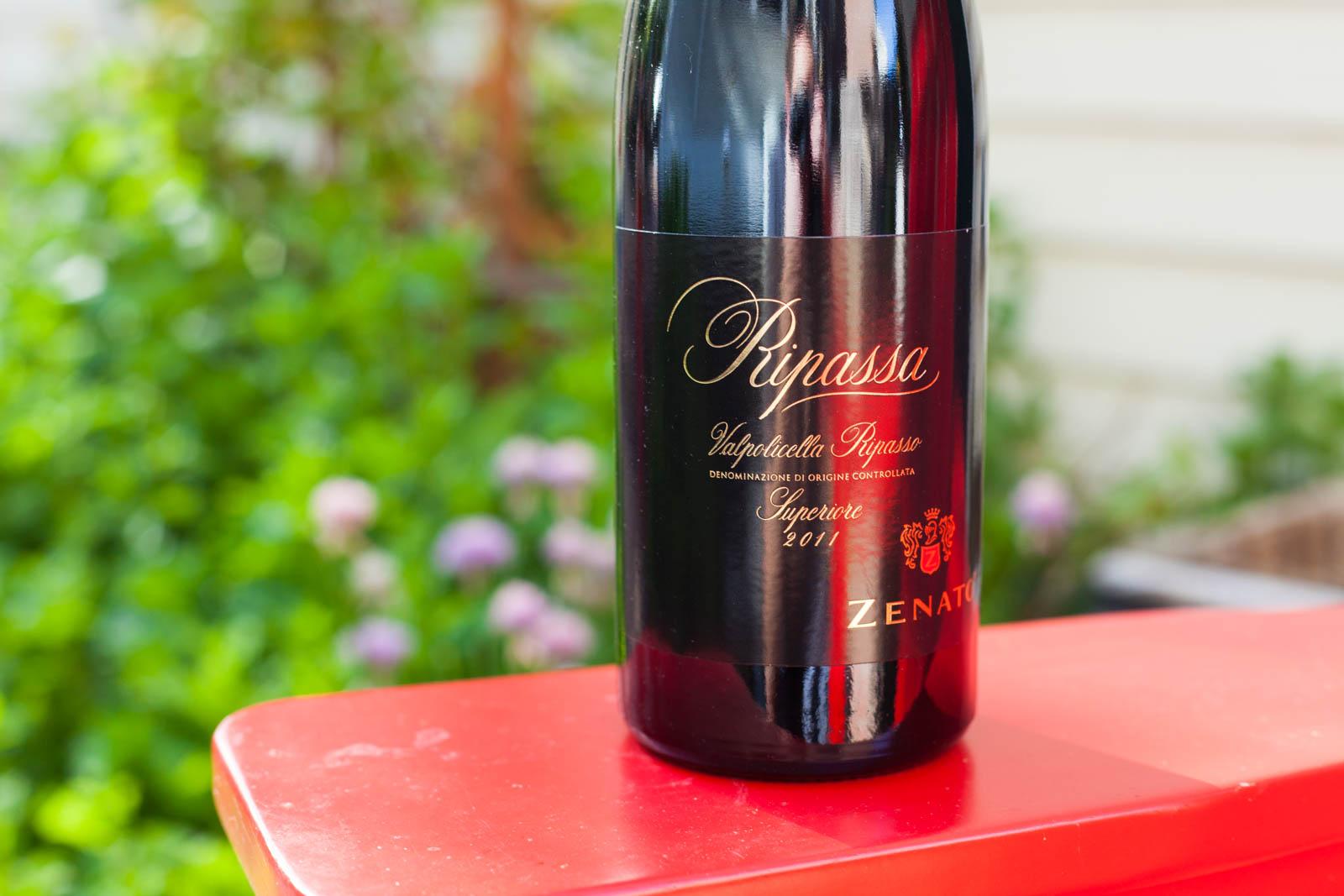 """Zenato """"Ripassa"""" Valpolicella Superiore Ripasso ©Kevin Day/Opening a Bottle"""