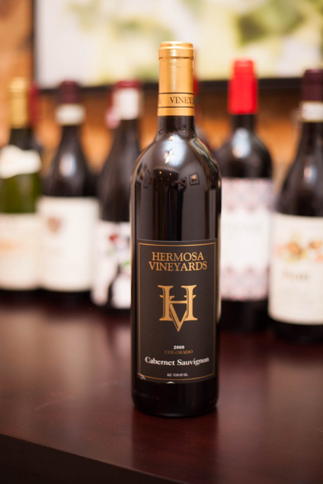 2009 Hermosa Vineyards Cabernet Sauvignon