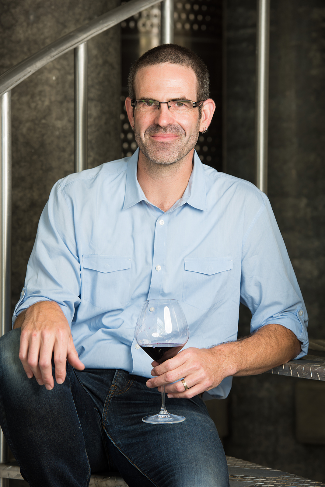 FEL Wines' Winemaker Ryan Hodgins