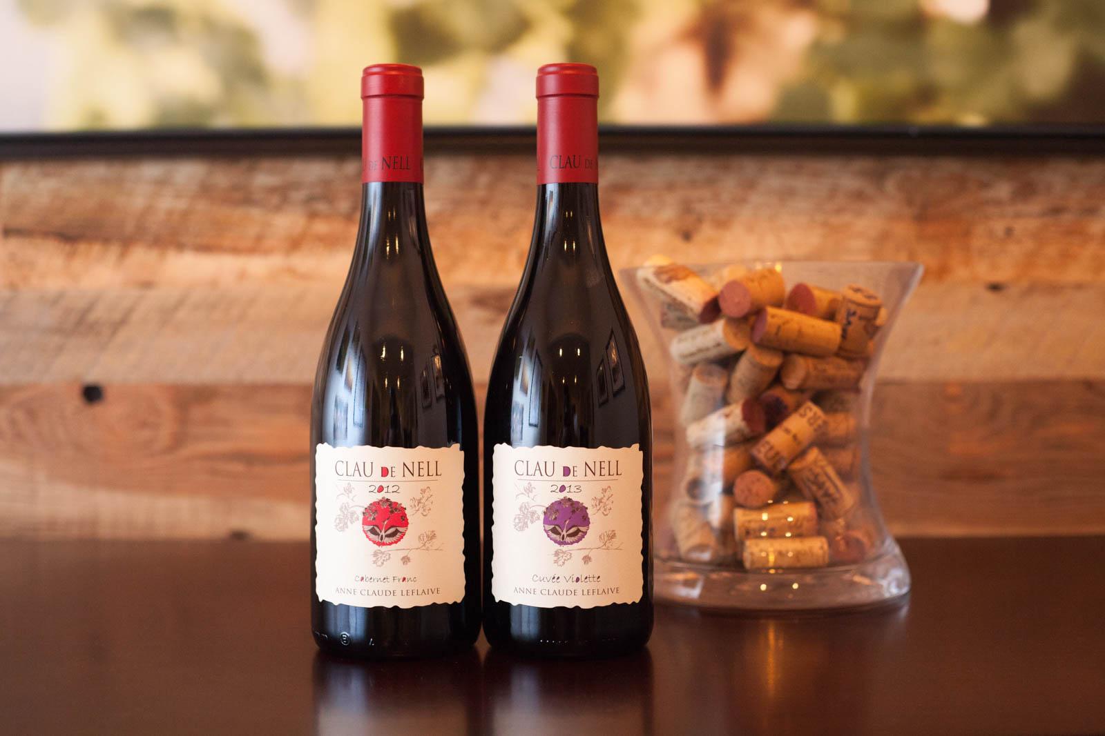Clau de Nell wines