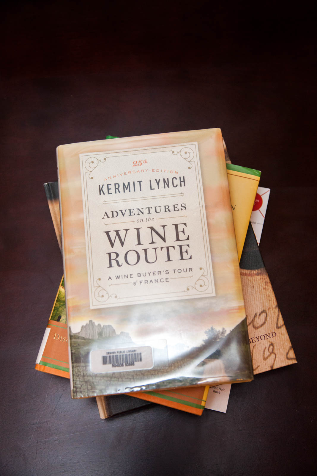 """Adventures Along the Wine Route"" by Kermit Lynch"