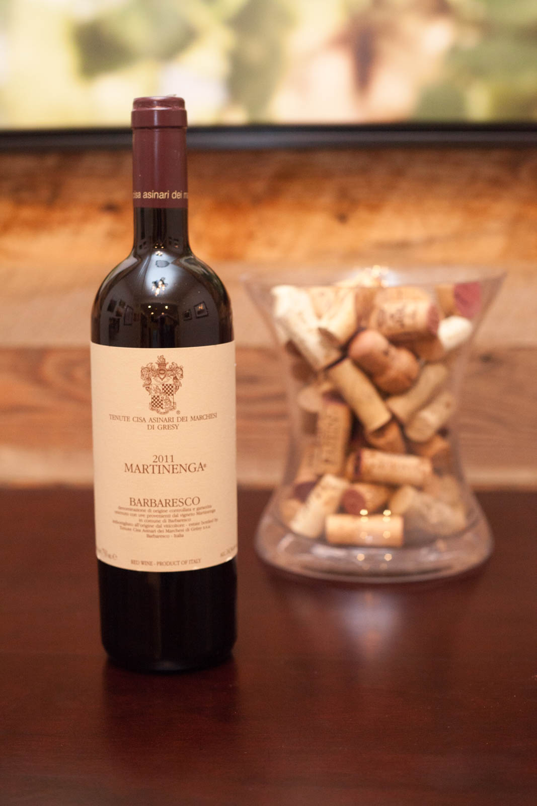 "2011 Marchesi di Gresy ""Martinenga"" Barbaresco"