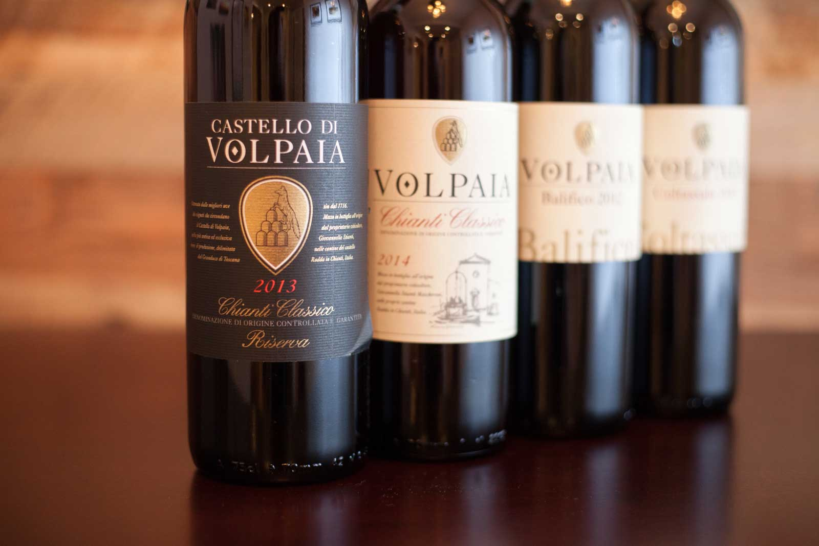 Castello di Volpaia wines of Chianti Classico ©Kevin Day/Opening a Bottle