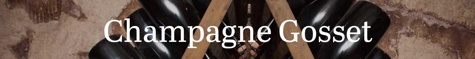 Essential Winemaker of France: Champagne Gosset