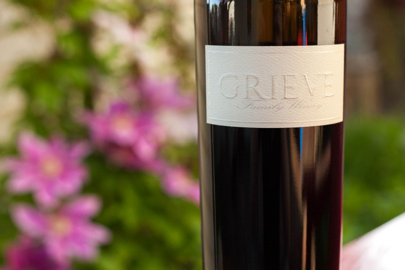 2014 Grieve Family Wines Sauvignon Blanc