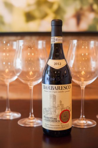 2012 Produttori del Barbaresco ©Kevin Day / Opening a Bottle