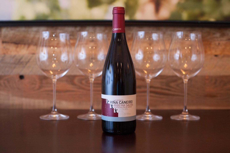 2012 D. Ventura Viña Caneiro Ribeira Sacra. ©Kevin Day/Opening a Bottle