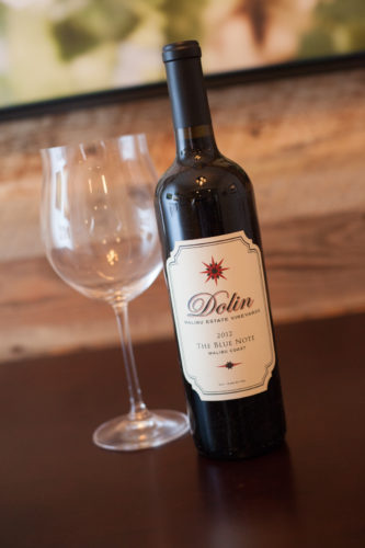 "2012 Dolin Estates ""The Blue Note"""