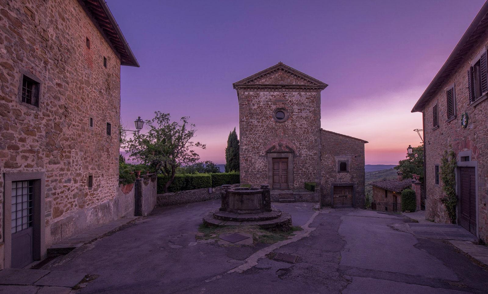 Castello di Volpaia ©Castello di Volpaia/Wilson Daniels