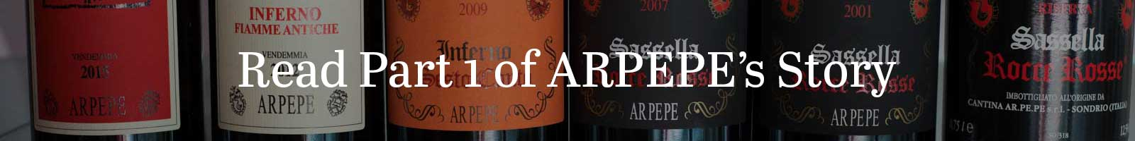 Part 1 of ARPEPE's story on Opening a Bottle