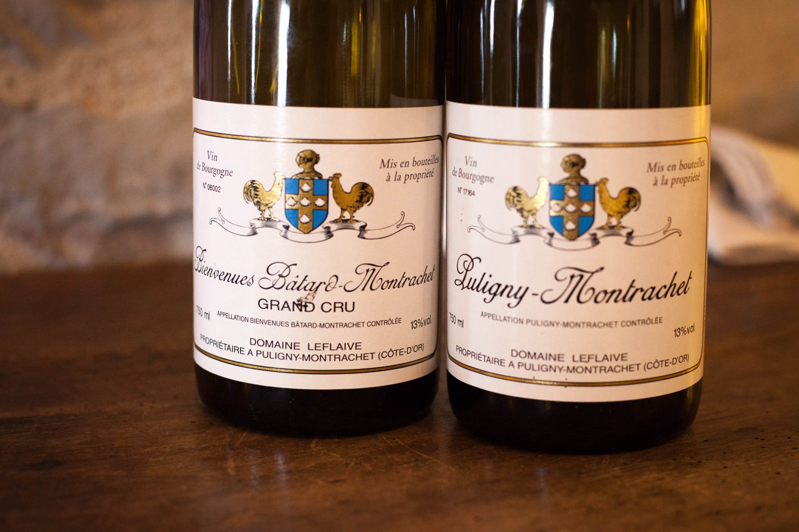 2010 Domaine Leflaive Bienvenues-Bâtard-Montrachet Grand Cru ©Kevin Day/Opening a Bottle