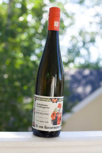 buy cheap latest authorized site So Awesome: Kabinett Riesling from Dr. von Bassermann-Jordan ...