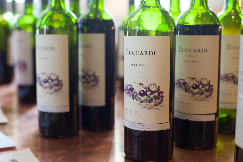 Zuccardi wines of Mendoza, Valle de Uco, Argentina