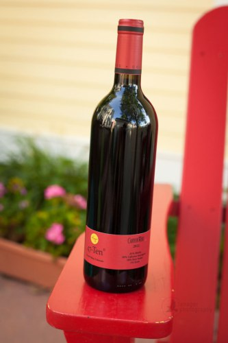 2012 Canyon Wind 47-ten Red Blend