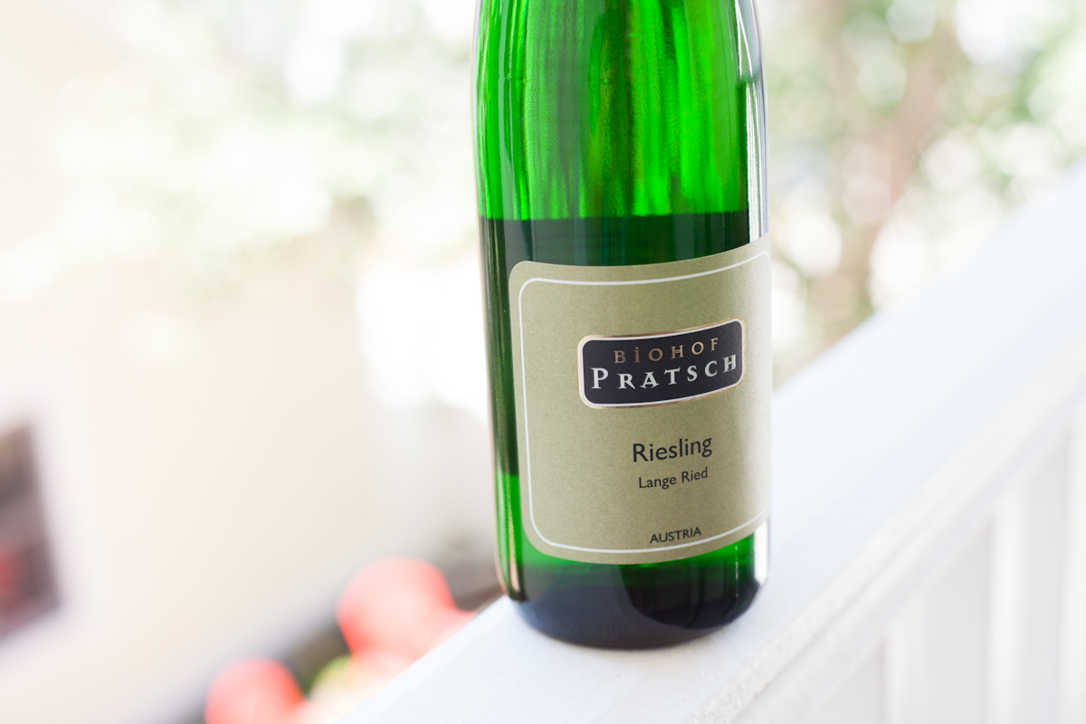 Biohof Pratsch wines ©Kevin Day / Opening a Bottle