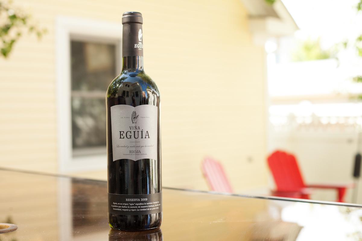 2009 Viña Eguíla Rioja Reserva