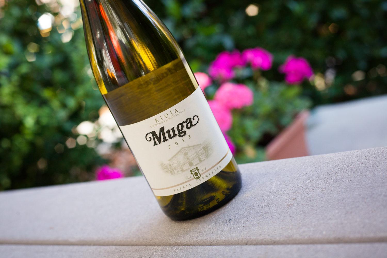 2013 Muga Rioja Blanco