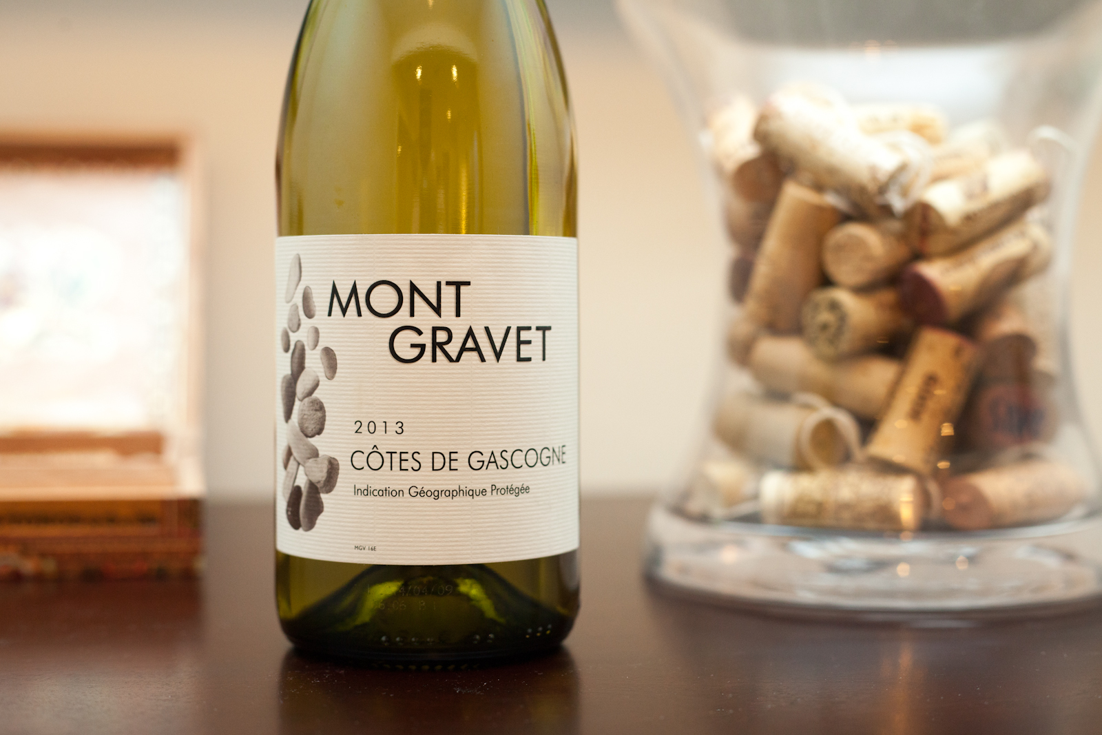 Mont Gravet white wine