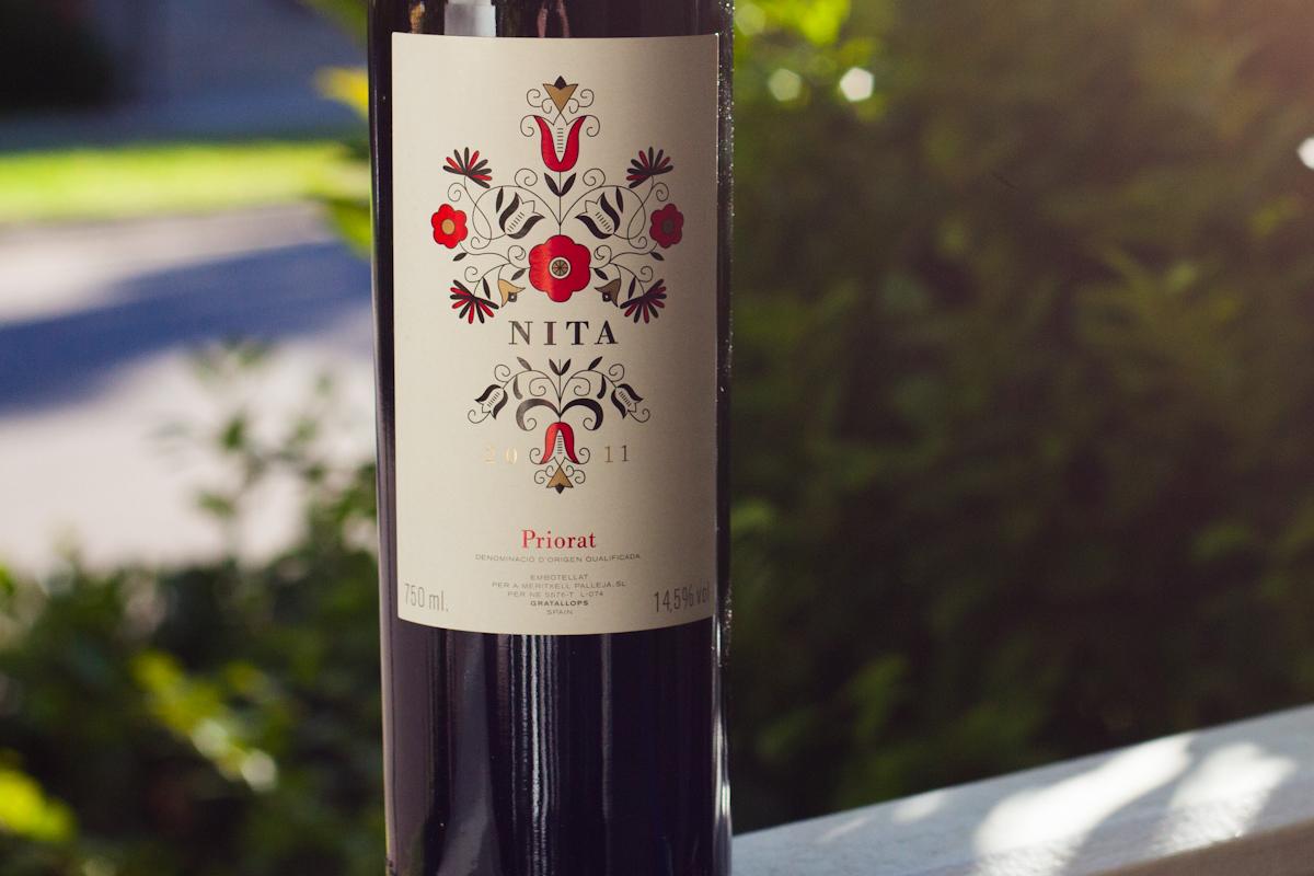 2011 Nita by Meritxell Palleja, Priorat wine