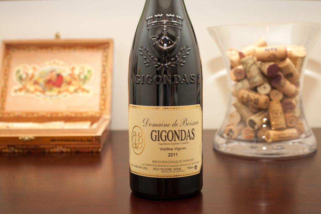 2011 Domaine de Boissan Gigondas