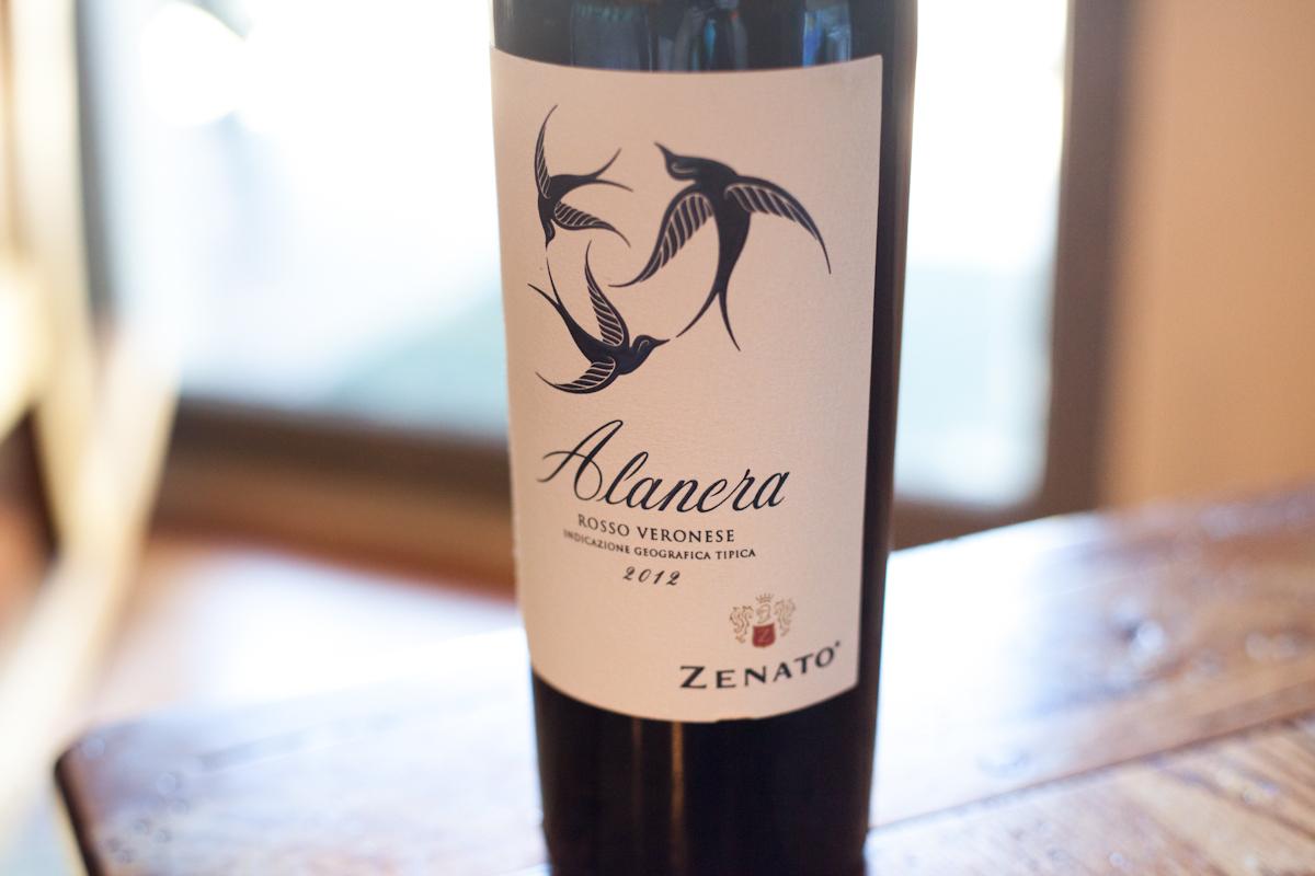 2012 Zenato Alanera Rosso Veronese