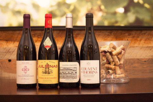 Cru Beaujolais: A Horizontal Tasting of Four Cru