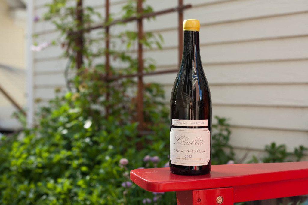 2013 Francine et Olivier Savary Sélection Vielles Vignes Chablis Chardonnay