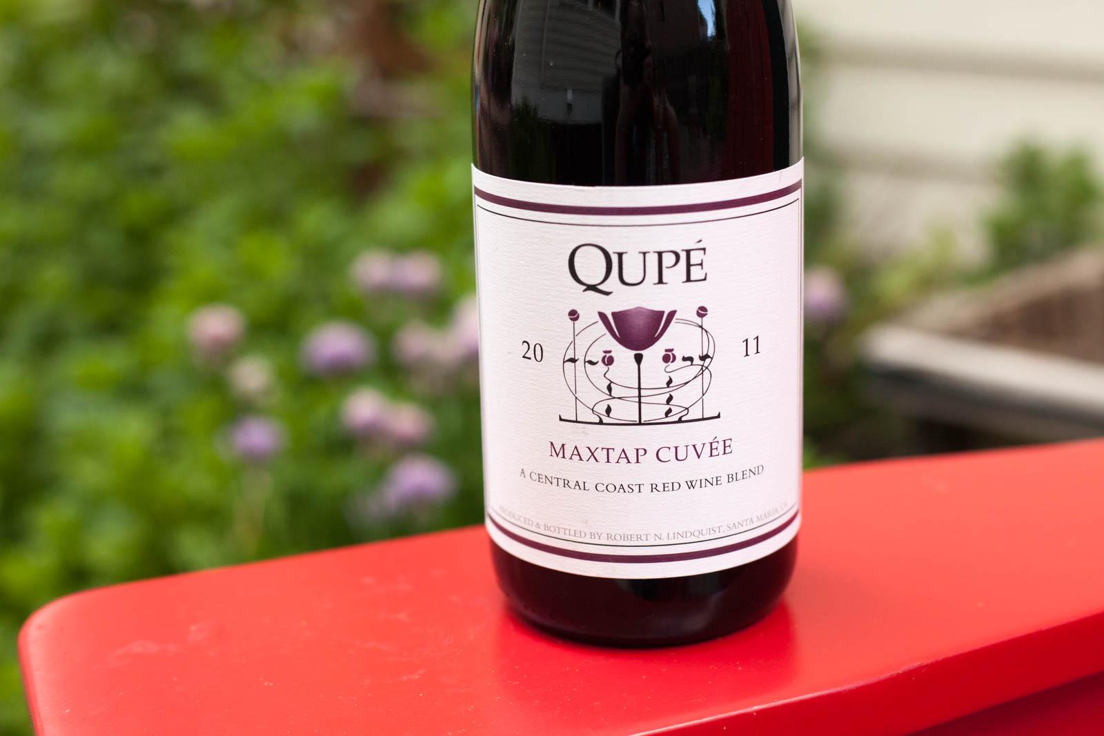 2011 Qupé Maxtap Cuvée
