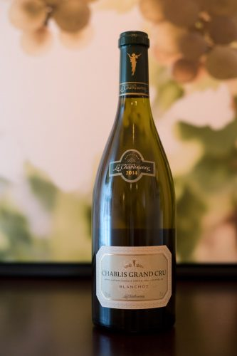 2014 La Chablisienne Chablis Grand Cru Blanchot ©Kevin Day/Opening a Bottle