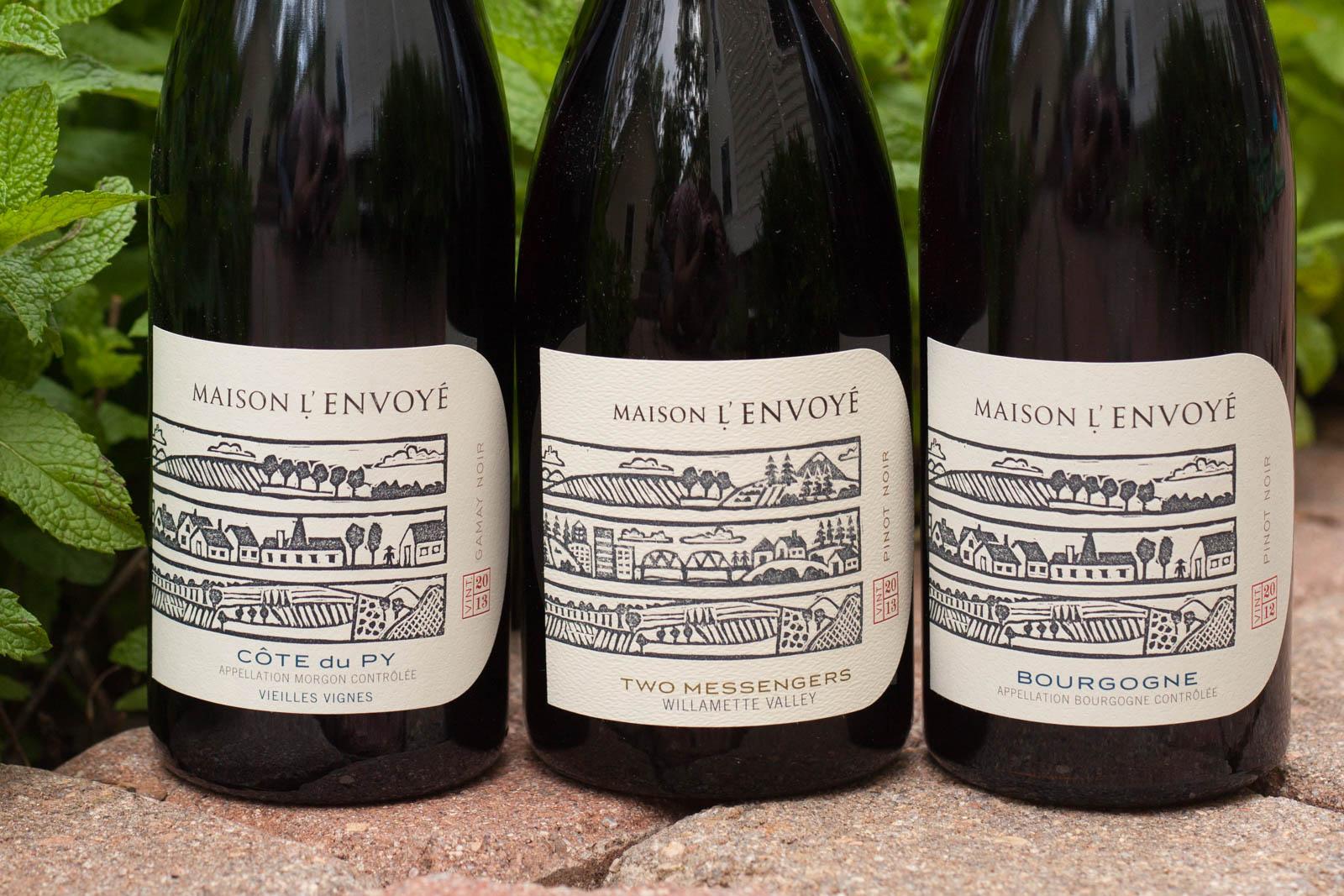 Maison L'Envoye wines