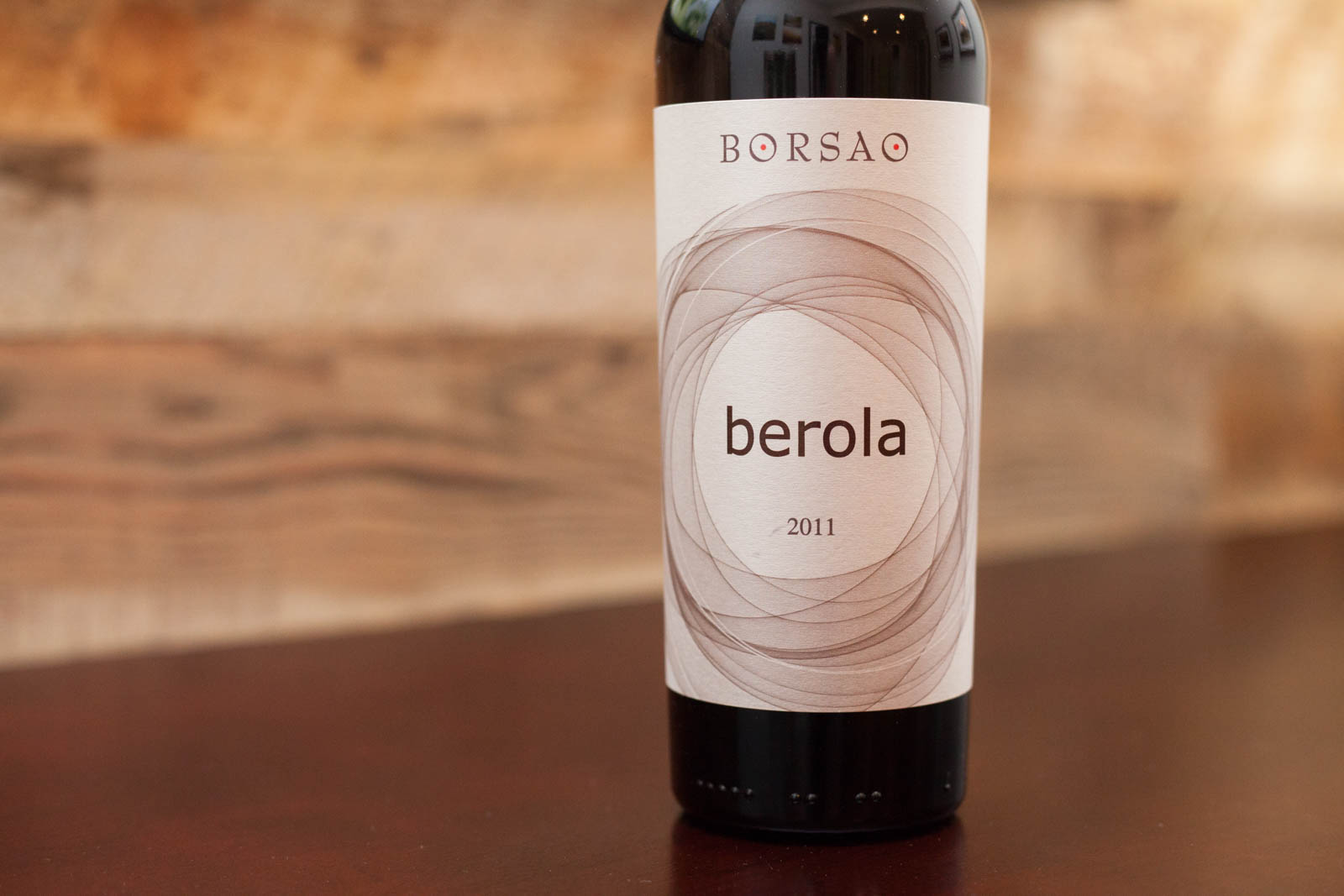 """2011 BODEGAS BORSAO """"BEROLA"""""""