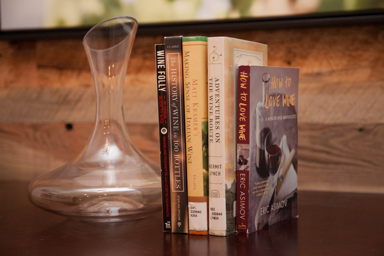 Best wine books for wine lovers