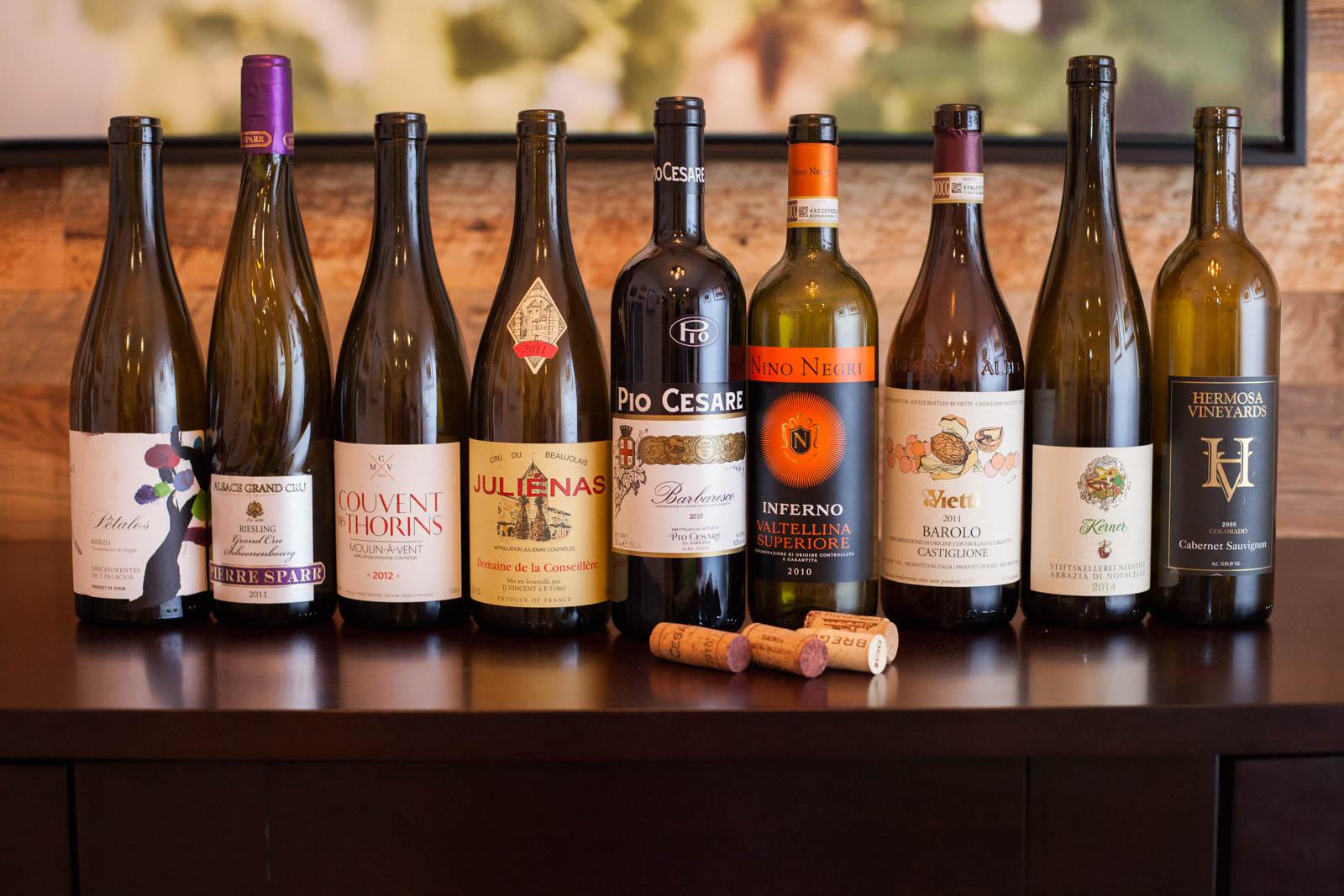 Best Wines of 2015, Opening a Bottle, Pio Cesare Barbaresco